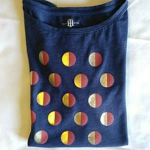 Tommy Hilfiger relaxed fit top Large